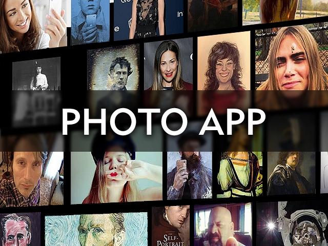 Photo Contest App